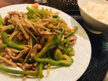 【閉店】【中国料理 龍城 本店】1000円で食べられる中華定食ランチ。