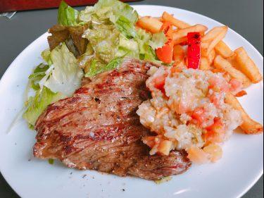【bistrobuzz】旅するビストロ。世界各地の食材を使用したレストランでランチ。