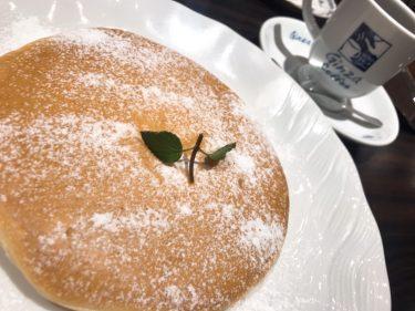【銀座珈琲店 銀座数寄屋橋店】バリスタの淹れるコーヒーと、米粉を使用した、ふわふわもっちりメープルバターケーキの組み合わせが最強の話。