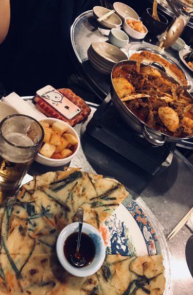 【松屋】新大久保にある安い、うまい、量がある韓国料理店が素晴らしい。