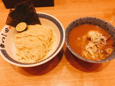 【つじ田 勝どき店】「泣くほど美味しいつけ麺」男子大学生が涙したつけ麺。