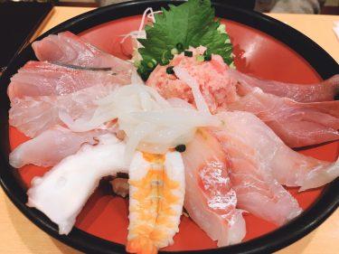 【きときと 赤坂本店】能登直通の地魚を使用した海鮮丼が食べられるお店。