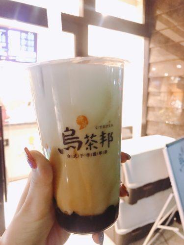 【鳥茶邦(ウーチャバン)】2020年日本発出店。香り高い高品質な茶葉を使用したタピオカ専門店。