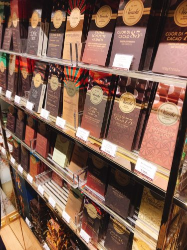 【Venchi(ヴェンキ)】イタリア老舗高級チョコレート、ジェラート専門店が日本に初上陸。