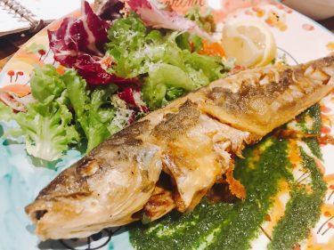【チロンボ・マリーナ】南イタリアを満喫する。好きな魚介で調理してくれる激うまイタリアン。